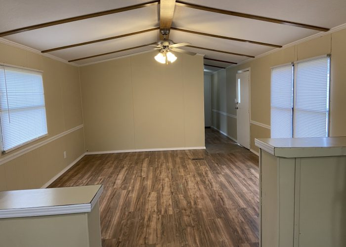 Inside one of our Renovated Homes